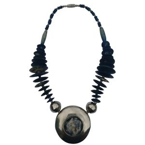 🇨🇦 Vintage BOHO hand made necklace